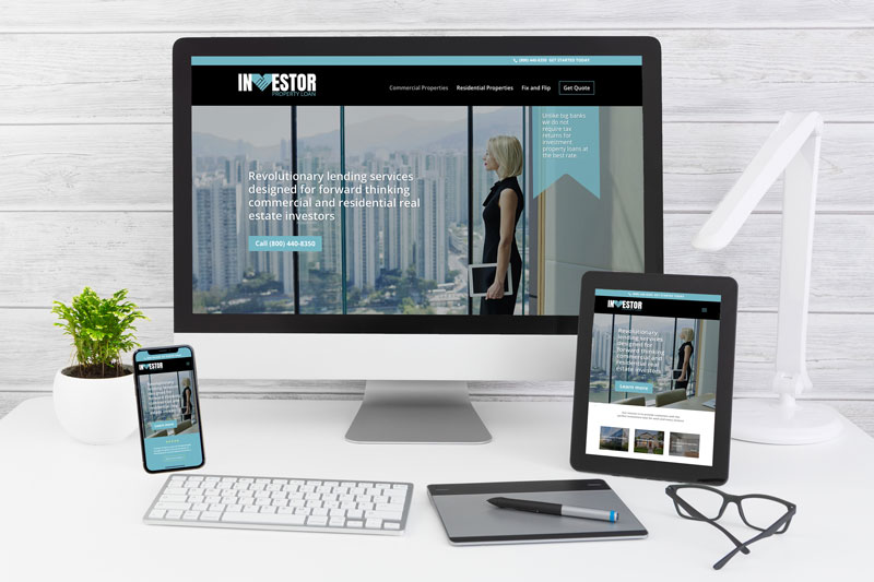 Web Design Agency Website